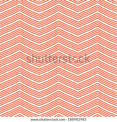 Zig Zag Pattern - stock photo