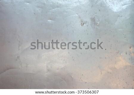 zinc texture - stock photo
