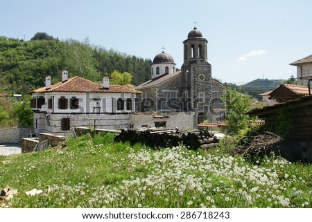 Zlatograd 15 - stock photo