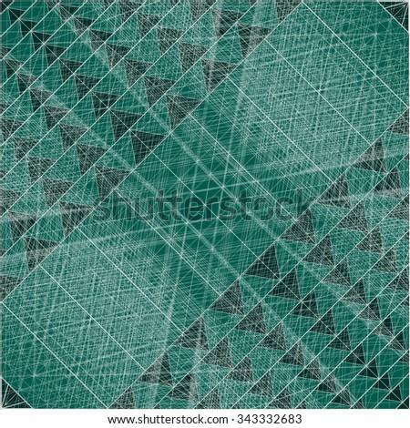 3d Network Concept Vector 04 - stock vector