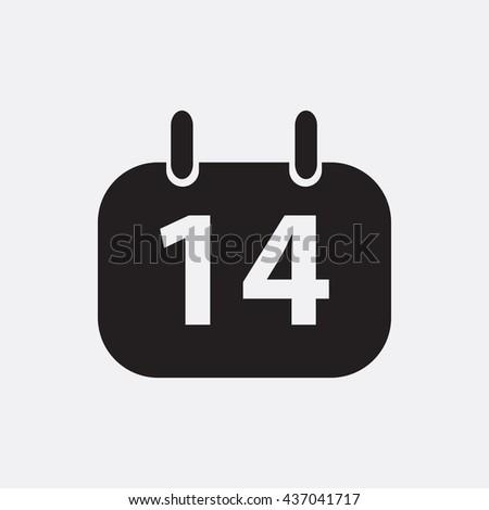 14 february Icon, 14 february Icon Eps10, 14 february Icon Vector, 14 february Icon Eps, 14 february Icon Jpg, 14 february Icon, 14 february Icon Flat, 14 february Icon App, 14 february Icon Web - stock vector