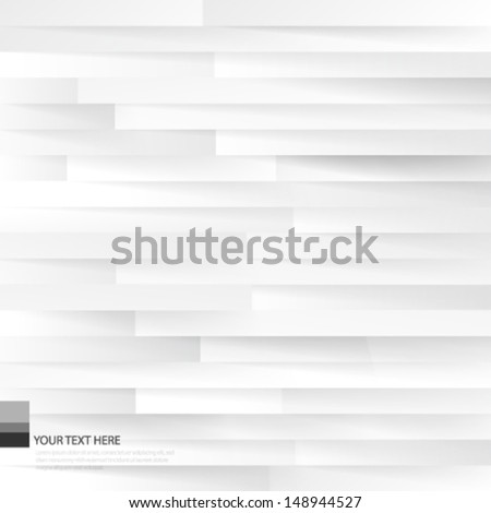Lines Concept Background - stock vector