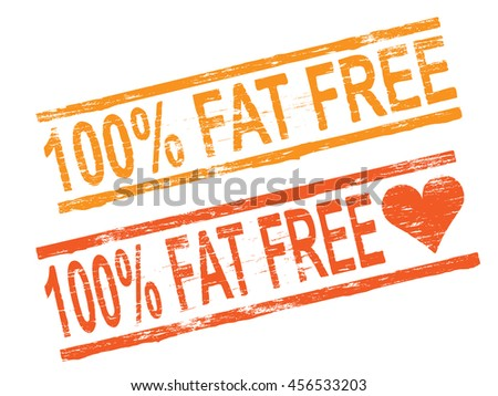 100 percent free grungy rubber stamp symbol vector illustration - stock vector