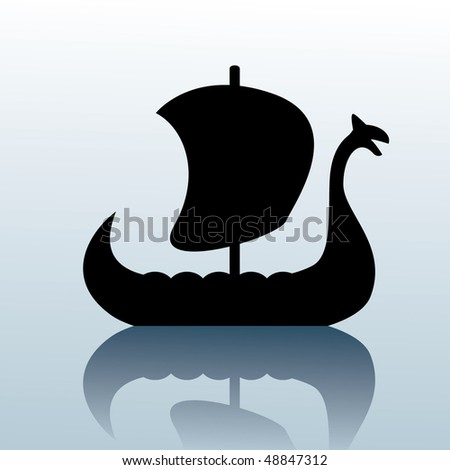 Viking reflection Stock Photos, Images, & Pictures ...