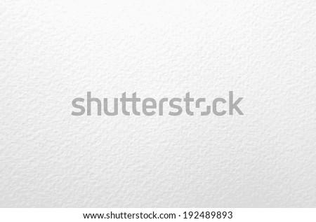 Watercolor paper vector texture - stock vector
