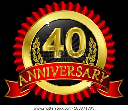 40th anniversary Stock Photos, Images, & Pictures ...