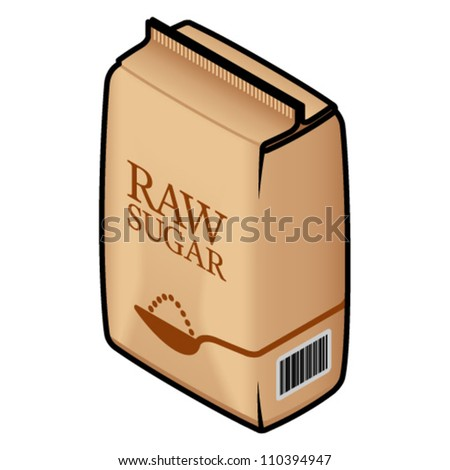 sugar bag stock photos  images    pictures shutterstock Empty Coffee Clip Art Clip Art Black and White Coffee Pot