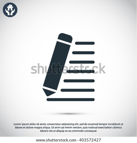 A pen  icon, a pen  vector icon, a pen  icon illustration, a pen  icon eps, a pen  icon jpeg, a pen  icon picture, a pen  flat icon, a pen  icon design, a pen  icon web, a pen  icon art,  - stock vector