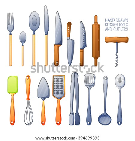 cutlery stock photos images amp pictures shutterstock damascus steel chef knife kitchen knife cutlery knife