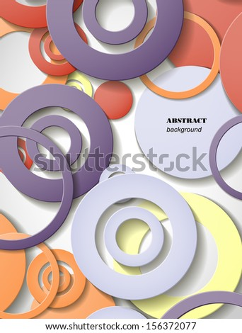 Abstract background, eps 10 - stock vector