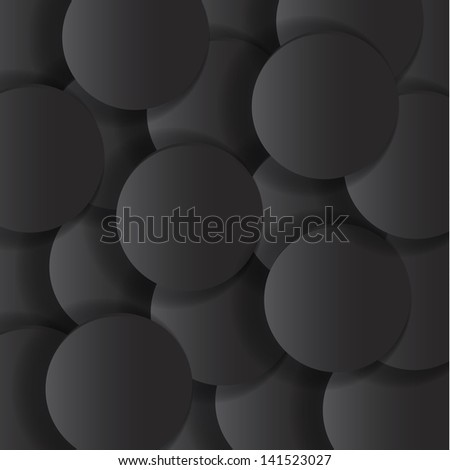 abstract background for your business artwork. Vector illustration. - stock vector
