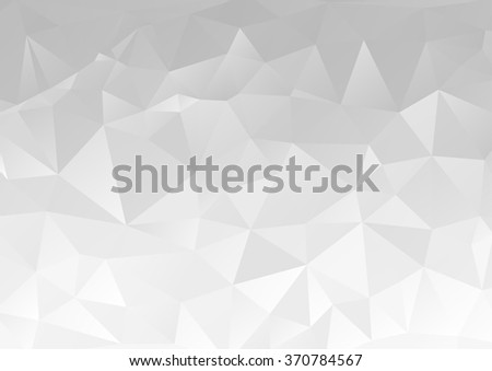 abstract background, graphic design geometric pattern, grey, vector - stock vector