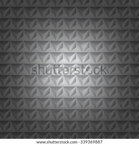 Abstract background. Triangle style. Vector Illustration - stock vector