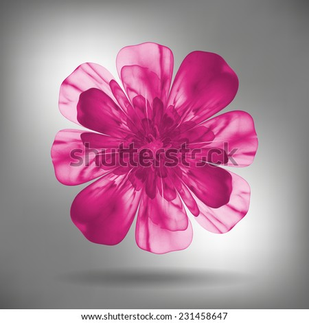 Abstract background with floral shapes. Colorful texture for variety of design usages. - stock vector