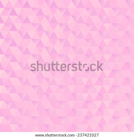 abstract background with pink texture - stock vector