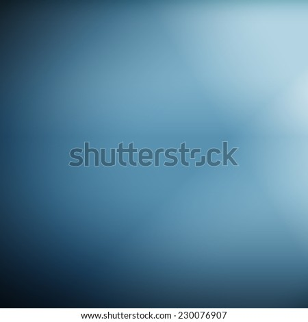 Abstract blue elegant background (also in CMYK mode, almost same color tones) - stock vector