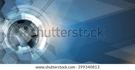 Abstract cell background. Medicine and science research. Vector resolution - stock vector