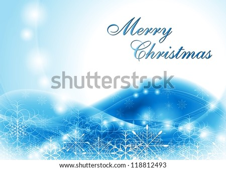 Abstract Christmas shiny background. Vector design eps 10. Gradient mesh included - stock vector