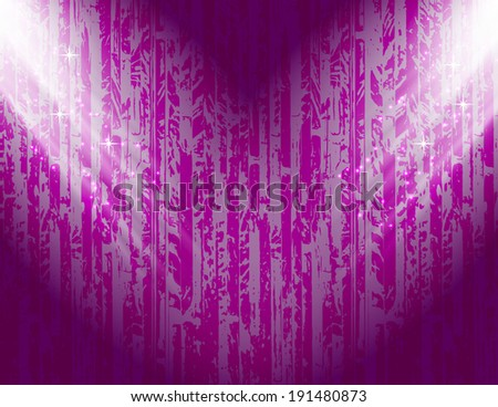 abstract colored background with spotlights. Vector. EPS10 - stock vector