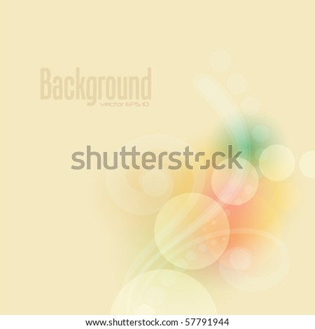 abstract colorful  background, vector illustration - stock vector