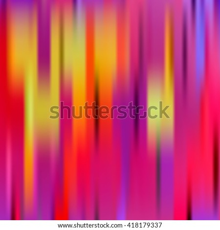 Abstract colorful blurred vector background - stock vector