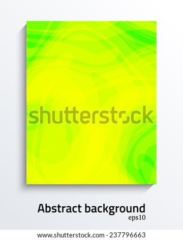 Abstract colorfull vector design  for brochures, web sites, and backgrounds - stock vector