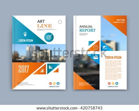 Abstract composition. Colored editable ad image texture. Cover set construction. Urban city view banner form. White a4 brochure title sheet. Creative figure icon. Name logo surface. Flyer text font. - stock vector