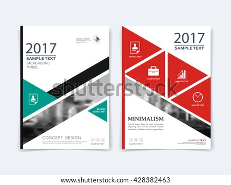 Abstract composition. Colored editable ad image texture. Cover set construction. Urban city view banner form. White a4 brochure title sheet. Creative triangle logo figure icon. Flyer text font surface - stock vector