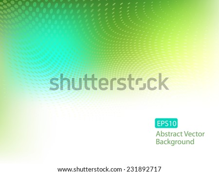 Abstract Creative Peaceful  EPS10 Background Template - stock vector