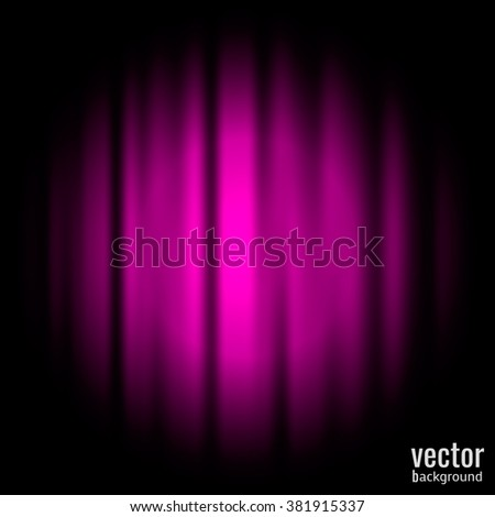 abstract  curtain shiny light stripes background texture. Web design, page element. Wallpaper for laptop.  - stock vector
