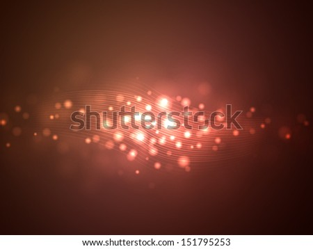 Abstract dark bright background - stock vector