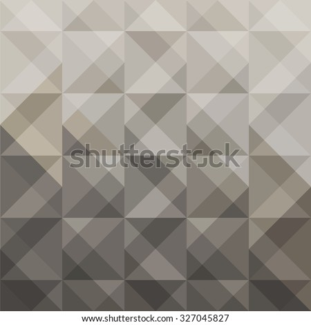 Abstract dark geometric background for design. Vector EPS10 - stock vector