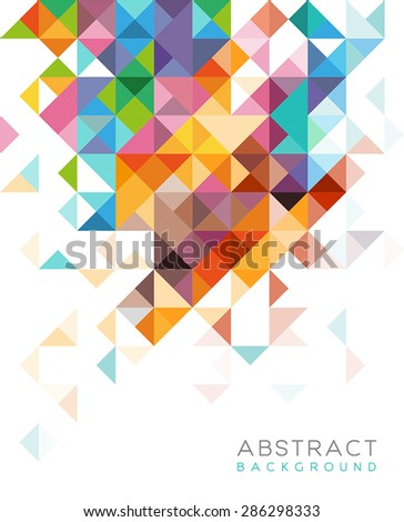 Abstract design for web or print. - stock vector