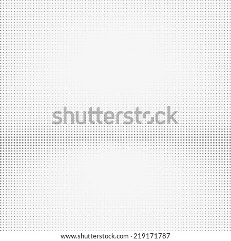 Abstract dotted background. Halftone effect. - stock vector