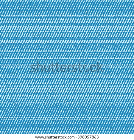 Abstract flecked and brushed striped background. Seamless pattern. - stock vector