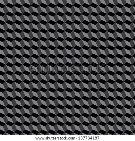 Abstract  geometric background. Seamless pattern. - stock vector