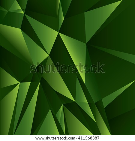 Abstract Geometric Background. Vector Illustration. - stock vector