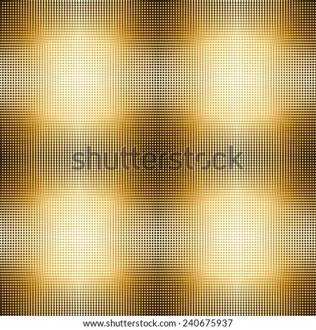Abstract geometric pattern - stock vector