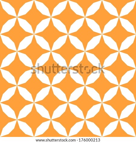 Abstract geometric seamless pattern, vector illustration. Background for websites, wrap paper or textile - stock vector