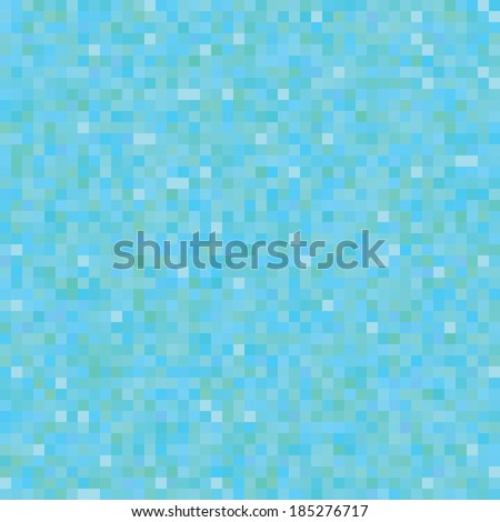 Abstract geometric vector background with aesthetic hue and saturation contrast composition  - stock vector