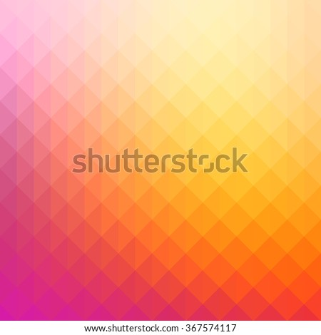 Abstract gradient art geometric background with soft color tone. Ideal for artistic concept works, cover designs. - stock vector