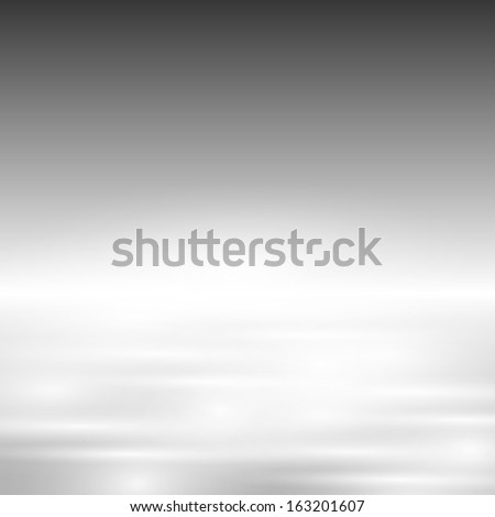 Abstract Gray Background - Vector Illustration, Graphic Design Editable For Your Design  - stock vector