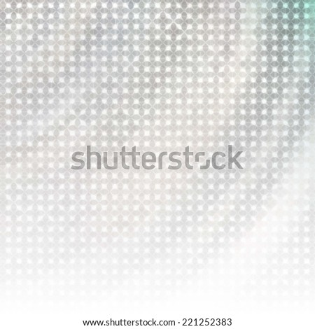 Abstract Gray Technology Background, vector illustration 10 eps - stock vector