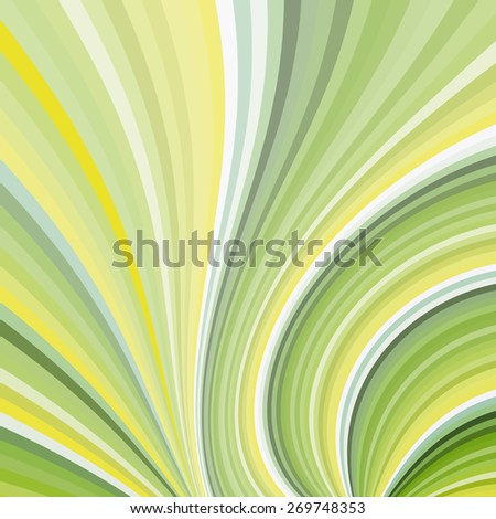 Abstract green background. Vector illustration. Can be used for wallpaper, web page background, web banners. - stock vector