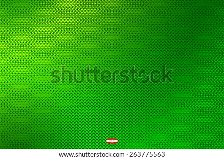 abstract green floral pattern emerald gay texture background. vector illustration - stock vector