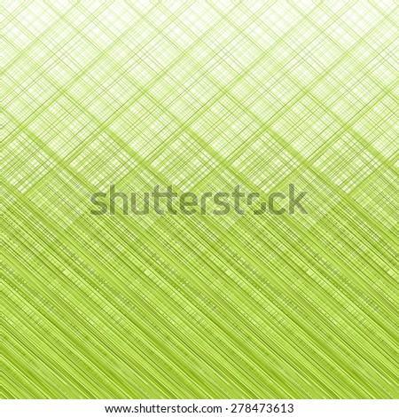Abstract green pattern for background. Vector illustration. - stock vector