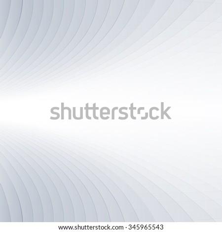 Abstract grey geometric art background. Vector. - stock vector