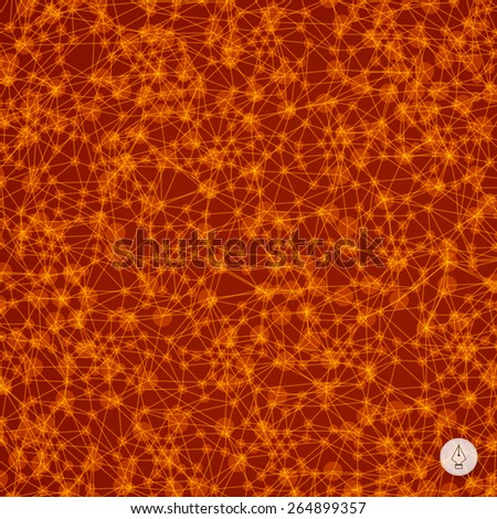 Abstract grid background. Vector illustration. Can be used for wallpaper, web page background, web banners. - stock vector