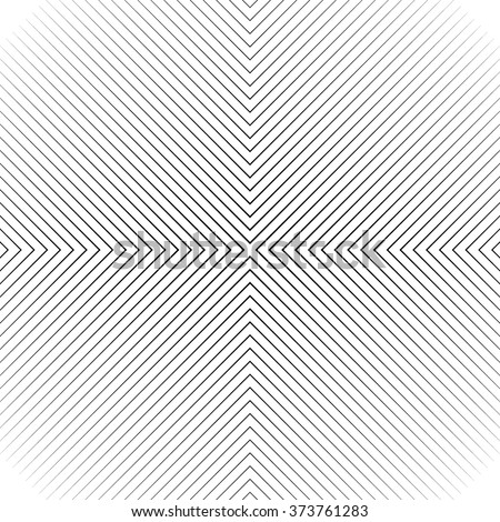 Abstract grid, mesh geometric pattern with thin intersecting lines - stock vector