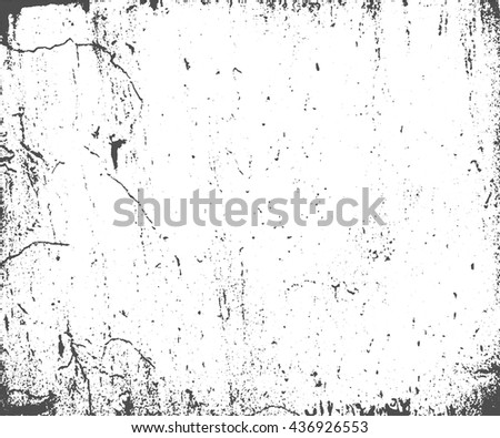 Abstract grunge background. Distress Overlay Texture. Dirty, rough backdrop. Stained, damaged effect. Vector illustration with spots and splatters - stock vector